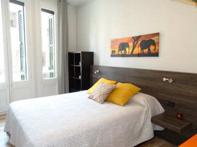 Photo for Apartment with street view