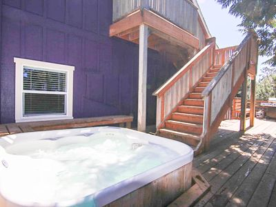 Photo for Family Friendly Bella Beach Home w/ Hot Tub, Game Room, & Pets Welcome