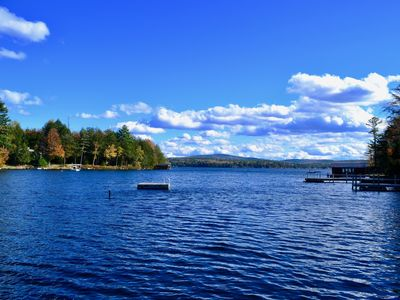Photo for ★ Swim, Hike & Play ★ Lake Sunapee Waterfront Retreat | 5 min to Sunapee Harbor