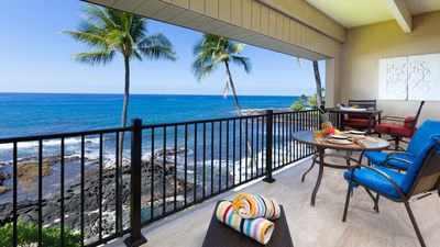 Ocean Front Top Floor Condo/Free WiFi & Parking/Pool/Jacuzzi/Grill/Beach Equipmt