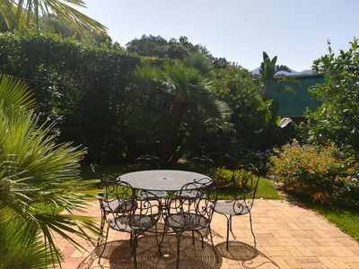 Photo for Homerez last minute deal - Spacious house with sea view
