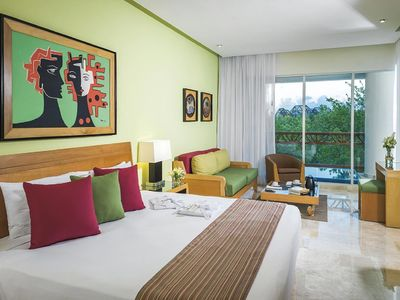 Photo for LUXURIOUS 2 BR GRAND MAYAN SUITE ON THE RIVIERA MAYA, MEXICO