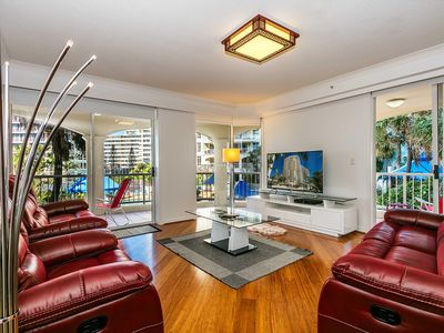Photo for 3BR Apartment Vacation Rental in Surfers Paradise, Queensland