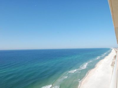 Photo for BEACHFRONTCONDO-sleeps 9!Free beach chairs!$200 disc for 7 night stay in Sep/Oct