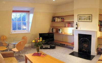 Photo for Superb Highbury apartment in historic building, close to tube, free broadband