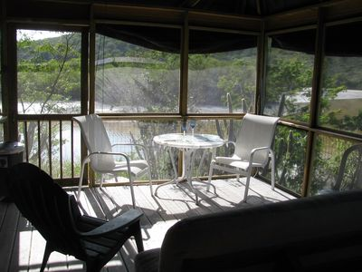 Photo for Luxury Tent/cottage On Nat'l Park Pond Walking Dist. To Snorkeling & Park Trails