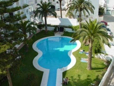 Photo for NERJA APARTMENT WITH POOL