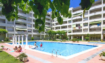 Photo for Apartment for family rest in Salou. In 350 m from the beach. Enjoy Spain!