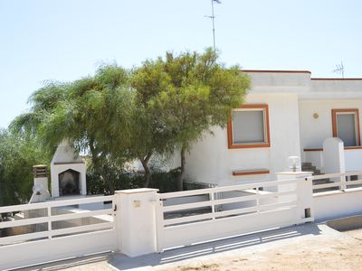 Photo for Chalet for 6/7 people at 350 meters from Posto Vecchio-Pescoluse-Maldives of Salento