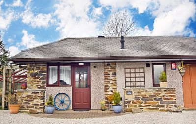 The front of 'Wheel Cottage'