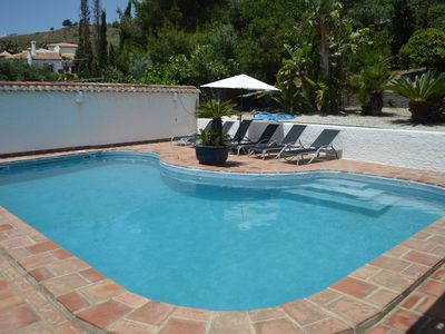 Photo for Comfortable And Charming Villa With Private Pool And Fantastic Views