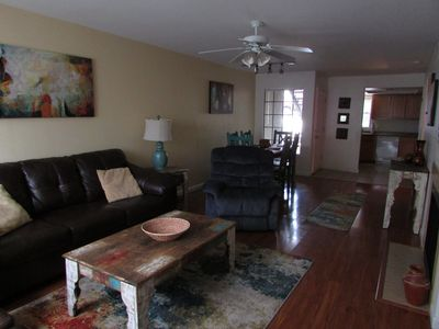 Photo for 2 Bedroom First Floor with Southwest Flair