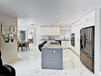 Photo for Ultra-Modern Luxury Home w/ Private Hot Tub, Showstopping Kitchen, Near Beach