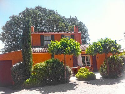 Photo for Vacation home Les Chênes  in Les Arcs sur Argens, Provence - 8 persons, 4 bedrooms