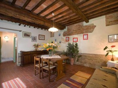 Photo for 2BR Farmhouse Vacation Rental in Capannoli, Pisa