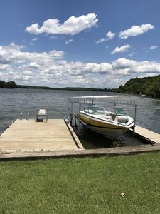 Photo for Live The Lake Life, Boating, Swimming, Sun And Fun!