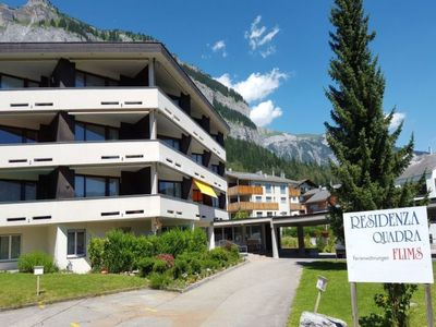 Photo for Apartment Alpen-Fewo in Flims - 4 persons, 1 bedrooms