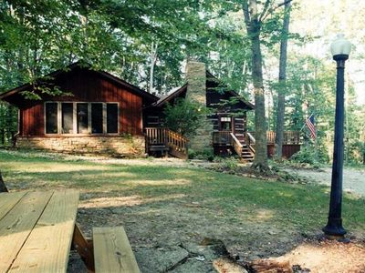 Photo for Maple Hills Log Cabin