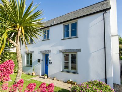Photo for Fistral Sands Cottage - near Fistral Beach, sleeps 6