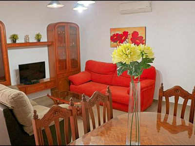 Photo for Spacious centrally located apartment