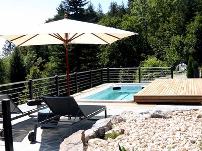 Photo for Silent luxury in the Nature Park South Black Forest.