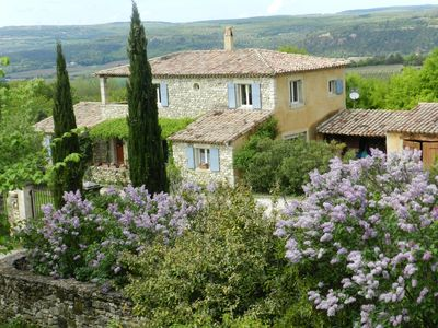 Holiday Home In Drome Provencale With Private Pool For 10 People