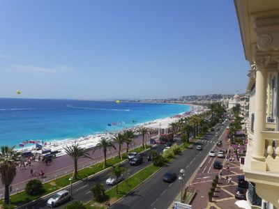 Photo for Apartment Royal Luxembourg Promenade Anglais in Nice - 5 persons, 2 bedrooms