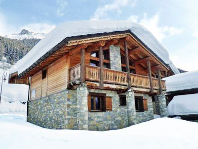 Photo for Chalet Col du Mont,sainte foy
