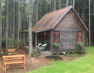 Photo for Cabin Retreat for Two on Little Cranberry Island (Islesford)