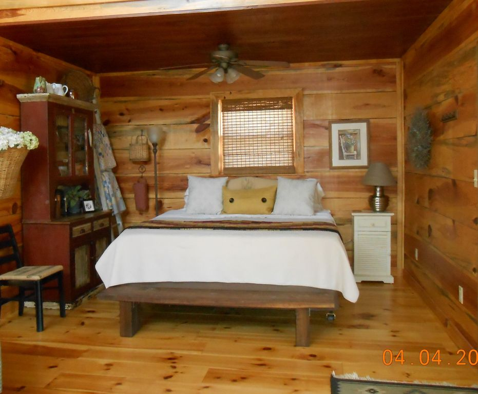 Caddo River Cabin Near Lake Ouachita Hot Springs Outdoor