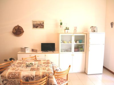 Photo for Malta apartment in Alghero with balcony & lift.