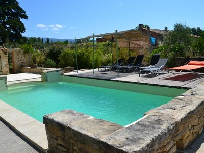 Photo for 2BR House Vacation Rental in Crillon-le-Brave, Provence-Alpes-Côte d'Azur