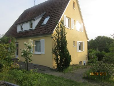 Photo for Idyllic holiday home in the Swabian Forest, Swabian Alb (Ostalb) quiet location