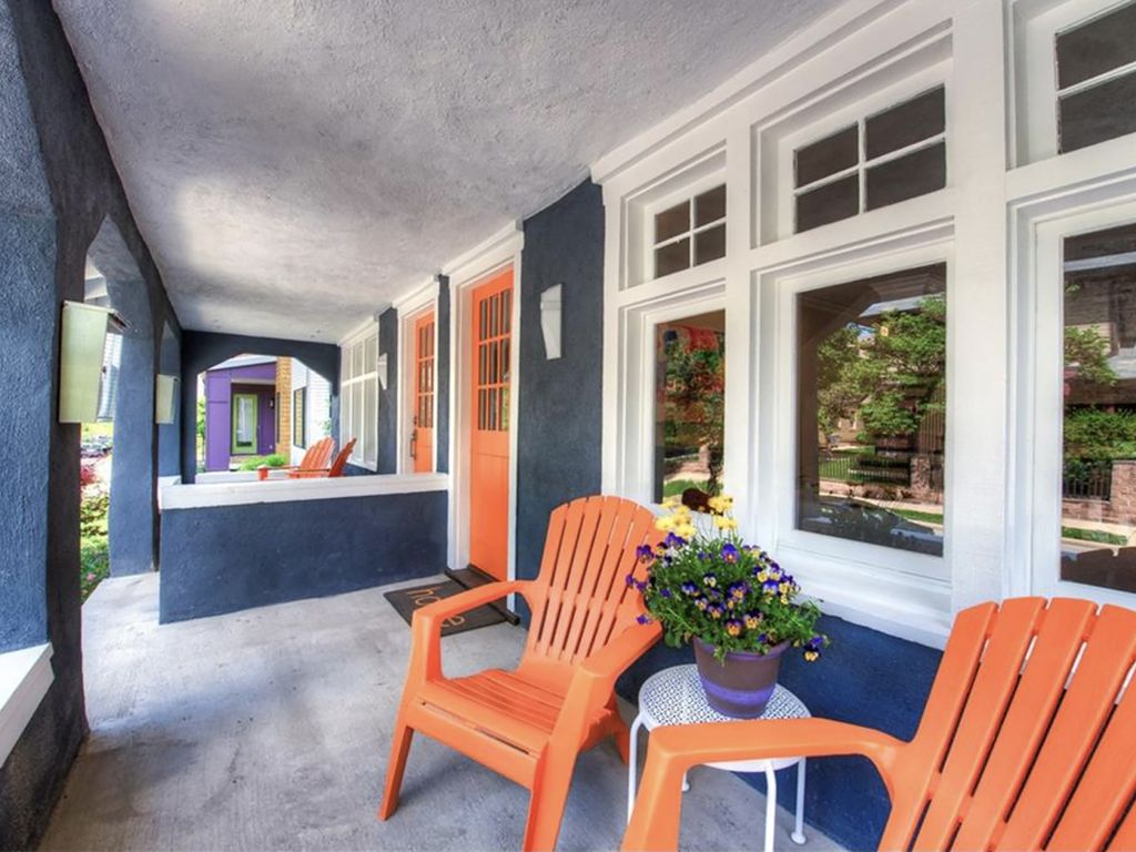 Location Location Location Modern Townhome in Historic