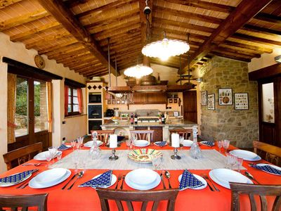 Photo for #2 Bedrooms Quite & Elegant Villa 10min from Cortona - with poll and WIFI