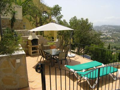 Photo for VILLA 3 BEDROOMS, MAX 8 CENTRAL HEATING, AIR cond. WIFI, POOL