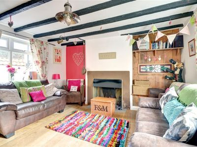 Photo for Candyfloss Cottage - Two Bedroom House, Sleeps 4