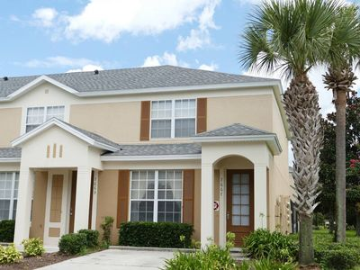 Photo for Paradise Falls: 3  BR, 3  BA Townhouse in Kissimmee, Sleeps 8