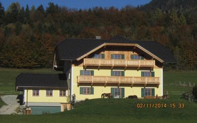 Photo for 1BR Apartment Vacation Rental in St. Wolfgang im Salzkammergut