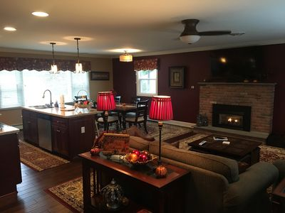 Photo for Beautiful Villa In The Heart Of The Finger Lakes Wine Trail on Seneca Lake