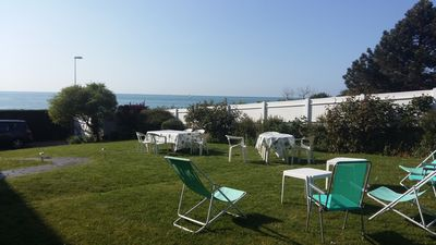 Photo for Villa holidays 10 meters from the Blonville sur mer 4 km from Deauville