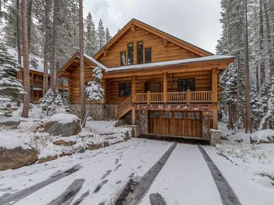 Photo for 'Pate Family Ski Club'  The Ski Cabin that you dream about!