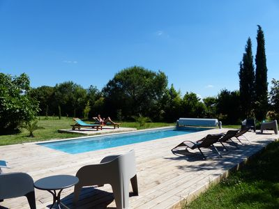 Photo for 1BR Cottage Vacation Rental in Roumens, Occitanie