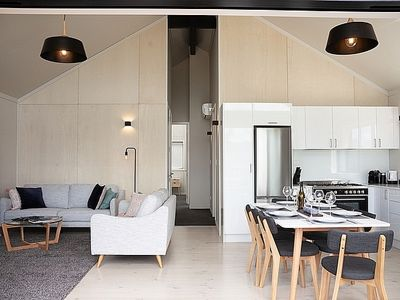 Photo for Jollies Lodge - Hanmer Springs Townhouse