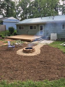 Photo for Cozy House centrally located...Great Yard with Fire pit..Great restaurants.