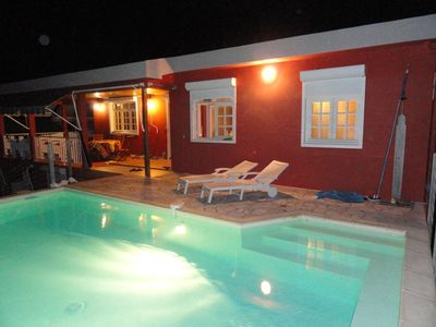 Photo for Paradyse-conditioned luxury villa, Saint-luce Martinique Pool