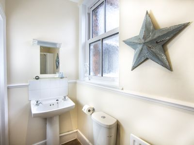 Photo for Lux Blu - Truro Station Apartment
