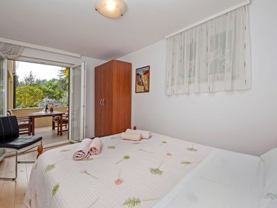 Photo for Apartments Pino / Comfort one bedroom A3 (2 adults)