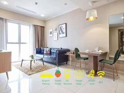 Photo for 1BR Apartment Vacation Rental in H? Chí Minh