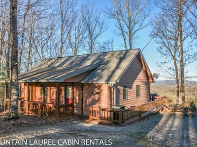 Photo for Cabin Sweet Cabin is the essence of a true escape to the mountains..